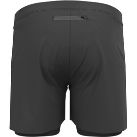 "Odlo Zeroweight 5"" 2-in-1 Shorts Men, black"